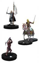 70995 - lotr 2 towers figs