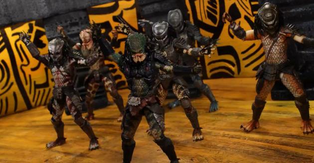 predators dance