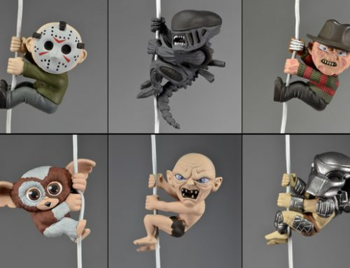 Shipping this Week: Scalers Wave 1 Collectible Minis