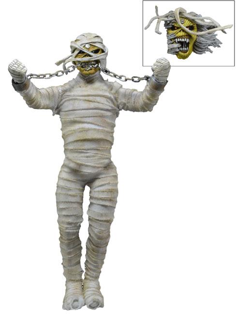 650h 14905_Mummy Eddie 8 inch clothed