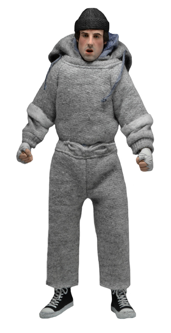650h 14907_Rocky_8inch_Clothed_Figure
