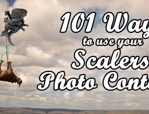 PHOTO CONTEST: 101 Ways to Use Your Scalers!
