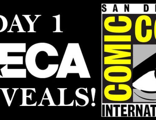 SDCC Day 1 Reveals: Escape from New York, Robocop Vs Terminator Figures