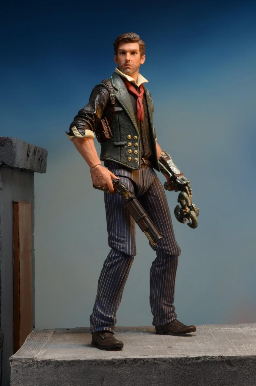 Closer Look: Bioshock Infinite Booker DeWitt 7″ Scale ...