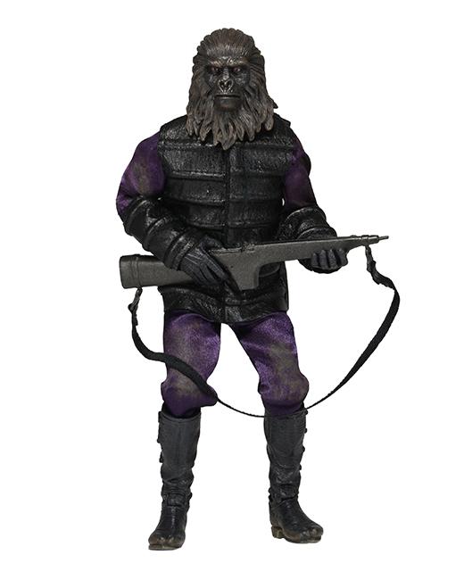 660h Gorilla Soldier