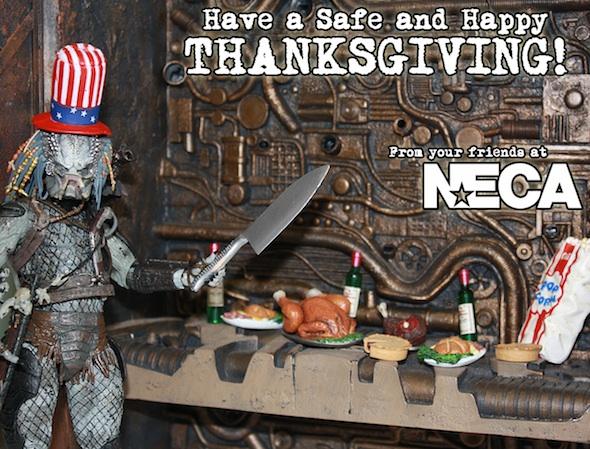 thanksgiving predator 590w