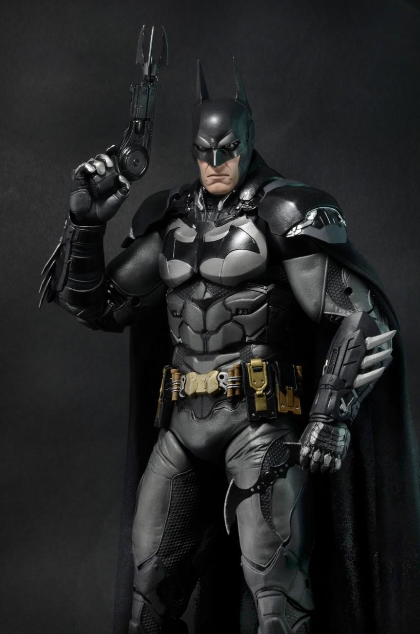 """1//4 scale Hot Toys Batman The Dark Knight Grapnel Gun for 18/"""" inch figure"""