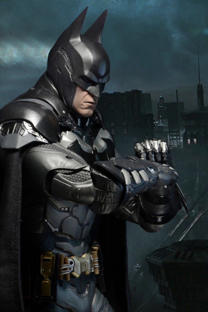 Batman Arkham Knight Minen