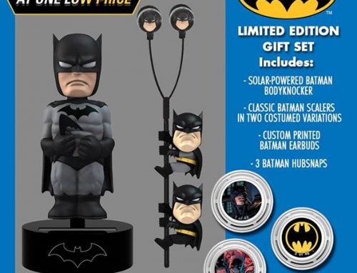 DC Comics – Limited Edition Batman Gift Set