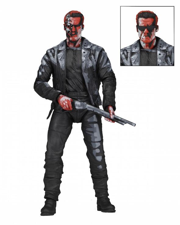 8bit Terminator T-800 590w