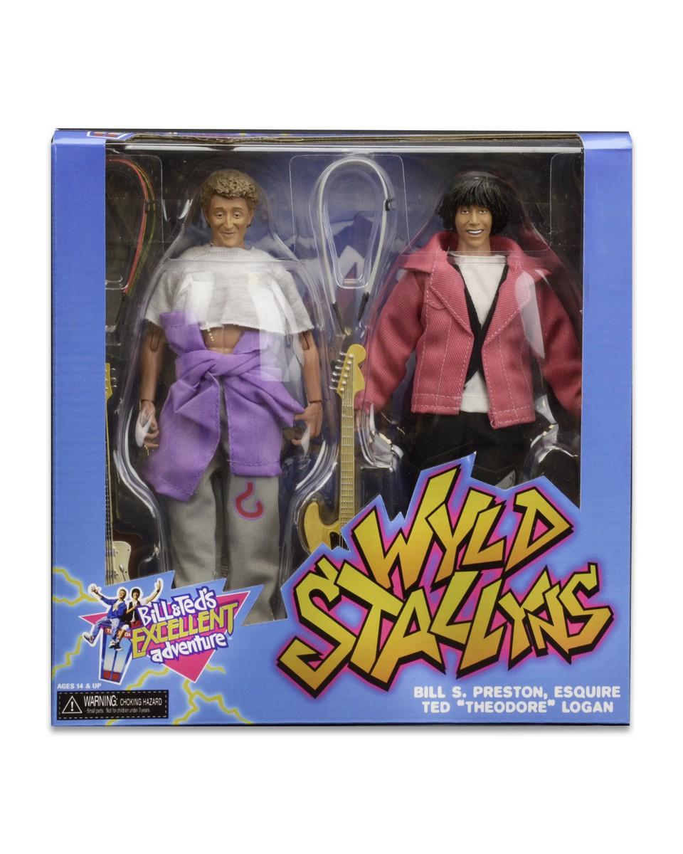 Bill and Ted's Excellent Adventure – Wyld Stallyns Clothed