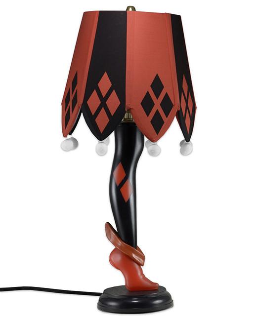 650h 61438 Harley Quinn Lamp