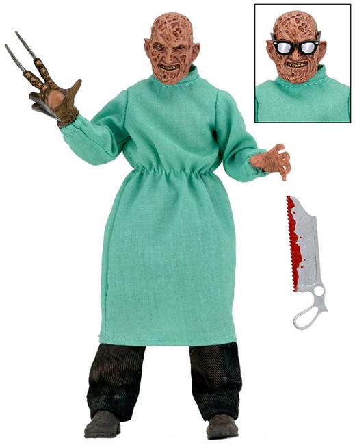 NUOVO INCUBO FREDDY Neca Action Figure Nightmare on Elm Street