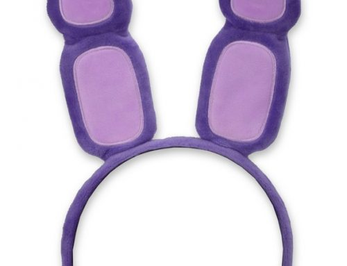 DISCONTINUED: Five Nights at Freddy's – Hair Accessory – Bonnie Bunny Ears