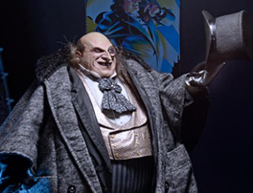 Batman Returns – 1/4 Scale Action Figure – Mayoral Penguin (Danny DeVito)