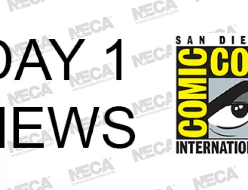 SDCC 2016 Thursday Reveals: Superman vs Muhammad Ali Action Figures, New 1/4 Scale Penguin from Batman Returns