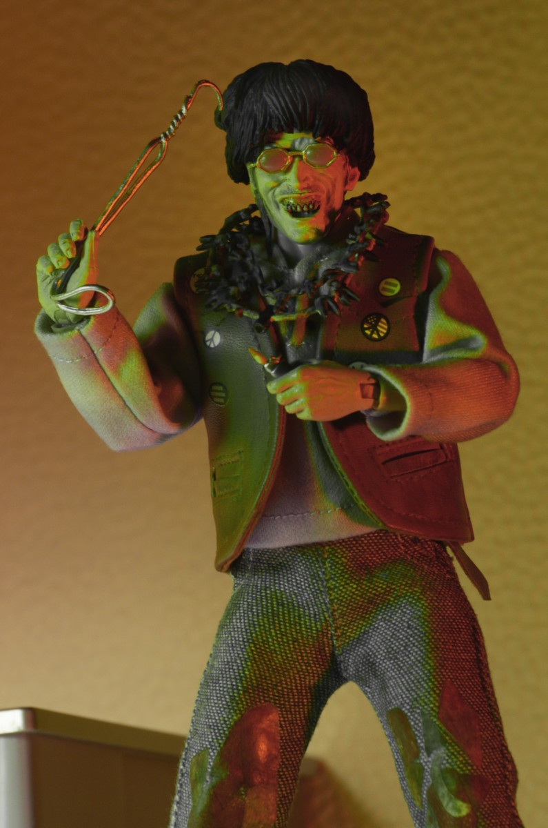 NECA TEXAS CHAINSAW MASSACRE CLOTHED CHOP TOP