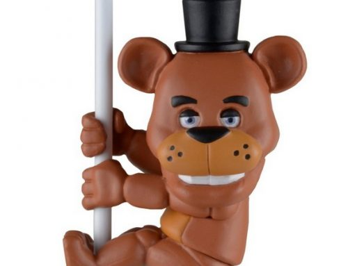 DISCONTINUED: Scalers – 2″ Characters – Five Nights at Freddy's – Freddy