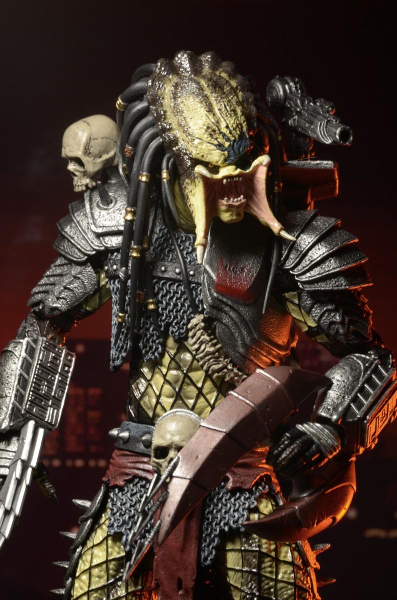 "New 7/"" Scarface Concrete Jungle Predator Ultimate Action Figure Game Version"