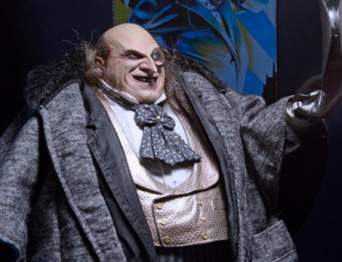 Closer Look: Batman Returns Mayoral Penguin 1/4 Scale Action Figure