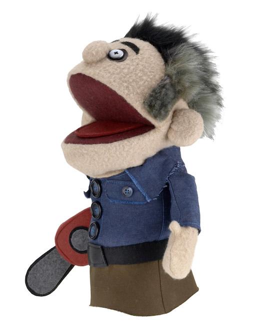 Ash Vs Evil Dead Prop Replica possédait cendrée Slashy marionnette Neca 19694