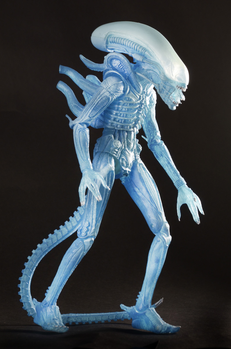 Discontinued Aliens 7 Scale Action Figures Series