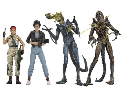 DISCONTINUED – Aliens – 7″ Scale Action Figures – Series 12 Assortment