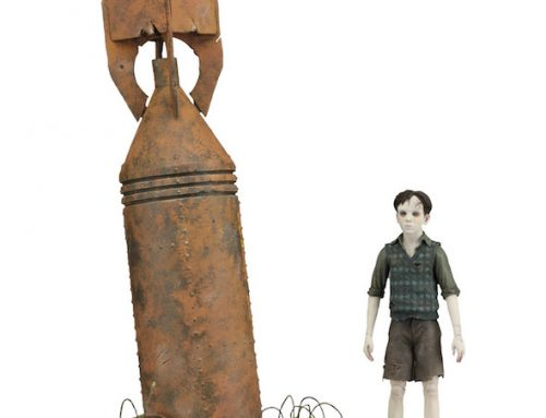 "DISCONTINUED: Guillermo del Toro Signature Collection – 7"" Scale Action Figure – Santi (The Devil's Backbone)"