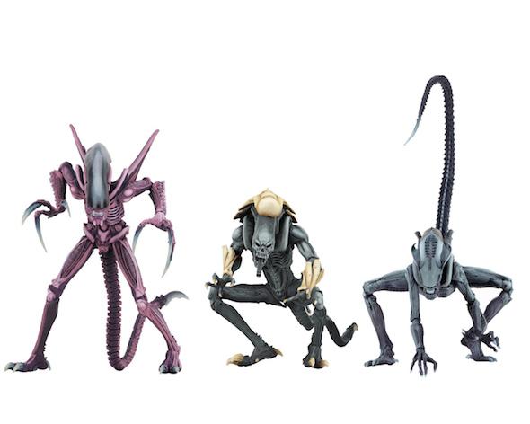 Arachnoid Xenomorph Neca Action Figure Alien Vs Predator Arcade