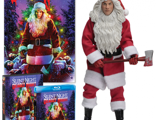 SCREAM FACTORY PRESENTS SILENT NIGHT, DEADLY NIGHT IN A 2-DISC COLLECTOR'S EDITION BLU-RAY SET ARRIVING DECEMBER 5, 2017