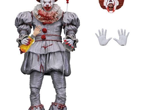 GameStop Exclusive IT 2017 Pennywise New Photo Gallery – In Stores Soon!