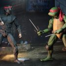Teenage Mutant Ninja Turtles (1990) – 1/4 Scale Action Figure – Foot Clan Soldier | NECAOnline.com