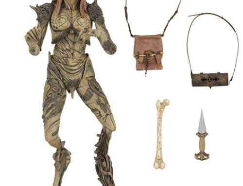 Guillermo del Toro Signature Collection – 7″ Scale Action Figure – Faun (Pan's Labyrinth)