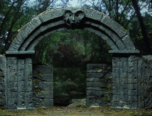 5 Days of Downloads 2018 – Day 3: Pan's Labyrinth Diorama Backdrops