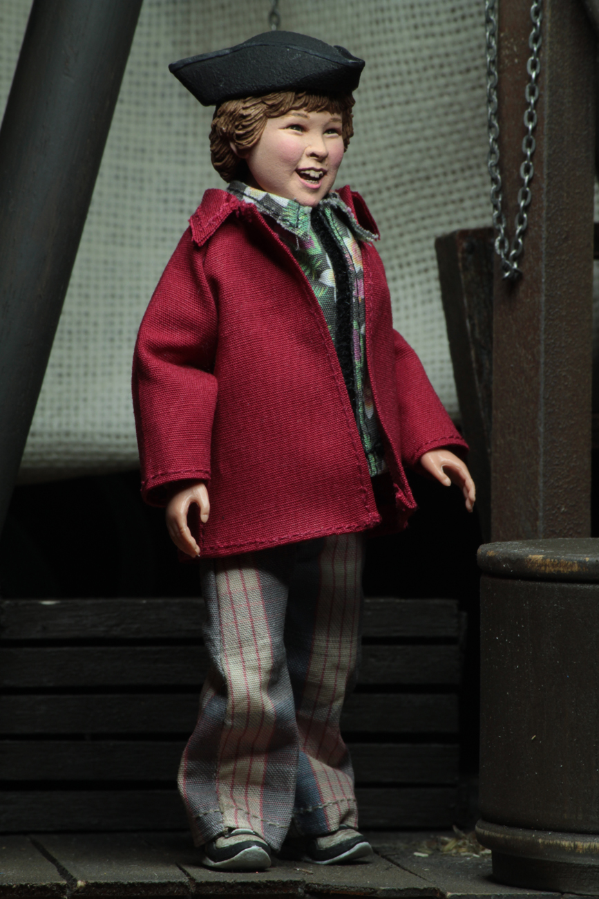"""NECA The Goonies Sloth and Chunk 2-Pack 8/"""" Clothed Action Figures"""