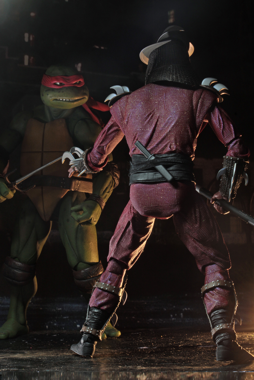 Teenage Mutant Ninja Turtles 1990 Movie 1 4 Scale Action