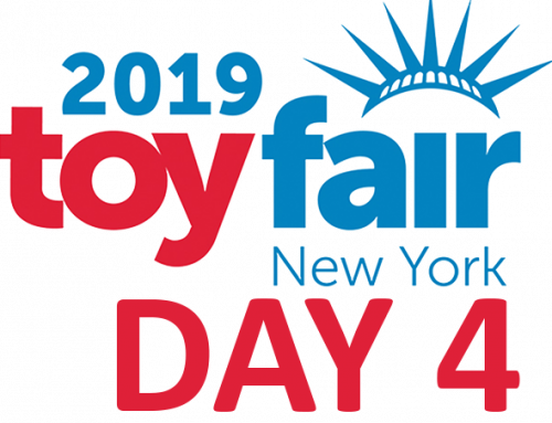 Toy Fair 2019 – Day 4 Reveals: Action figures of Bob Ross, The Goonies, and more!