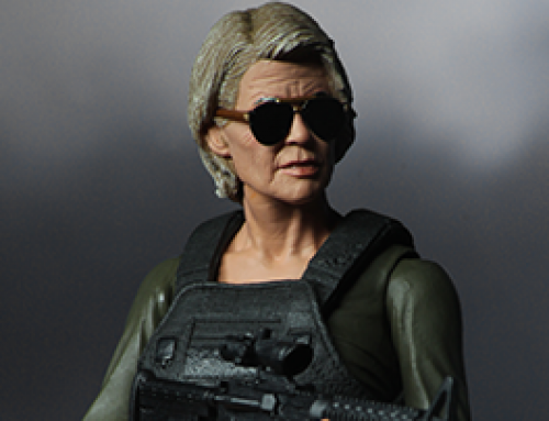 "Terminator: Dark Fate – 7"" Scale Action Figure – Sarah Connor"