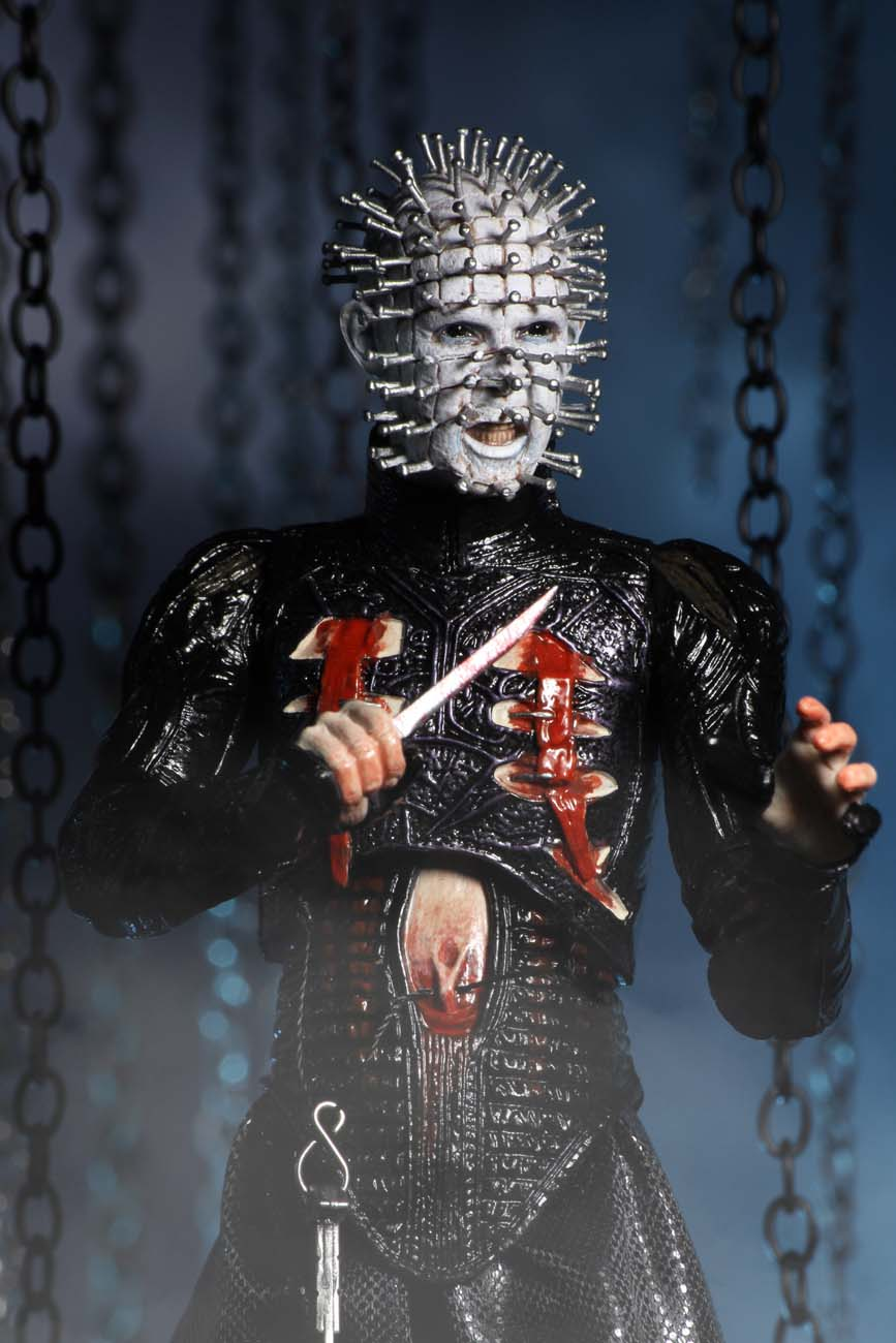 "Hellraiser Ultimate Pinhead 7/"" Action Figure NECA"