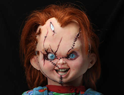 Bride of Chucky – 1:1 Replica – Life-Size Chucky