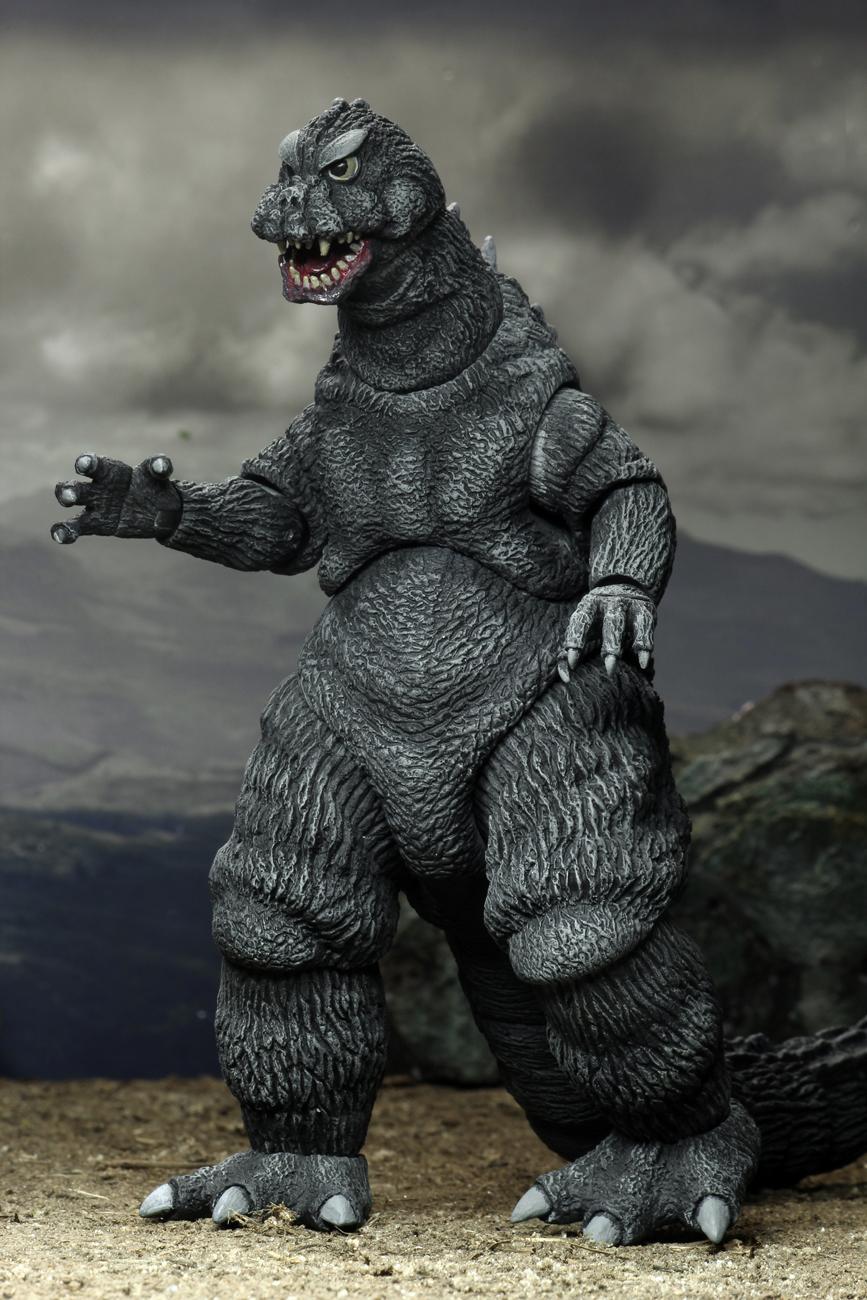 by NECA GODZILLA Head to Tail Action Figure Mothra vs Godzilla 1964