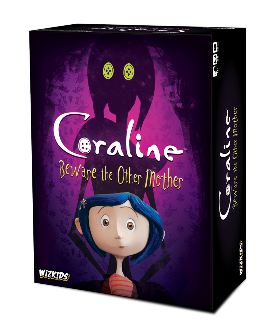 Coraline Board Game Beware The Other Mother Necaonline Com