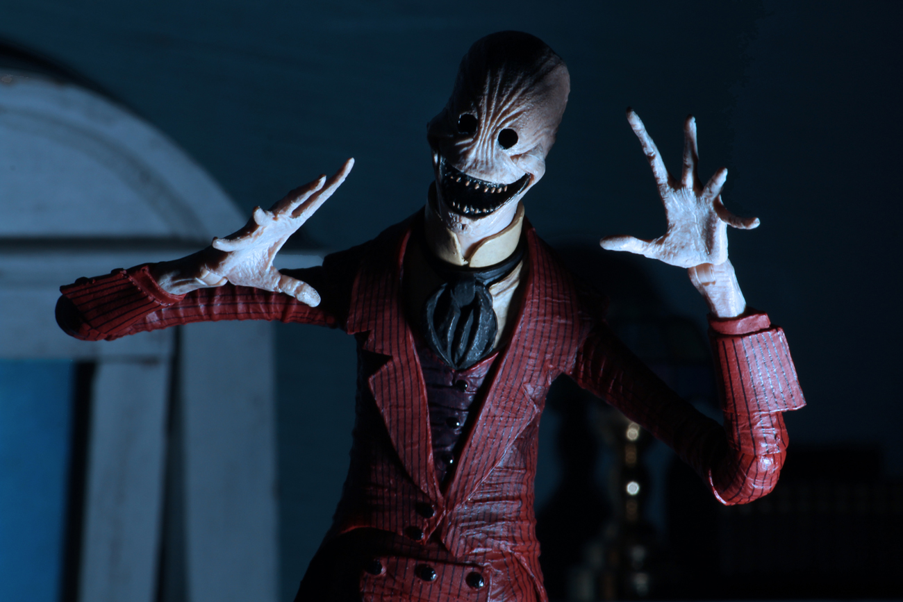 """The Conjuring Universe – 7"""" Scale Action Figure – Ultimate Crooked Man  NECAOnline.com"""