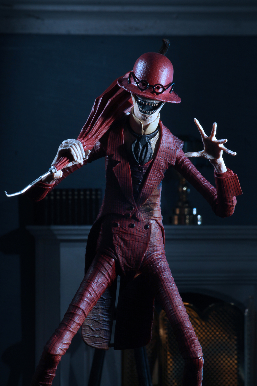 "NECA Ultimate Crooked Man The Conjuring Universe 7"" Scale Action Figure In Stock"