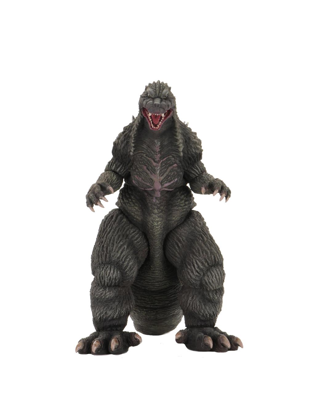 "NECA REEL Toys 2003 Movie Classic Godzilla Tokyo SOS 6/"" Action Figure 12/"" Long"