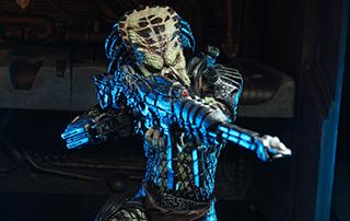 """Neca Précommande septembre Predator 2 ~ 7/"""" Action Figure Ultimate ~ Scout Predator"""