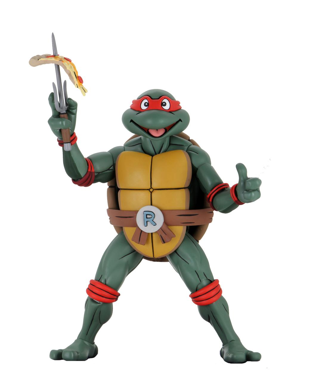 Teenage Mutant Ninja Turtles Cartoon Scale Action Figure