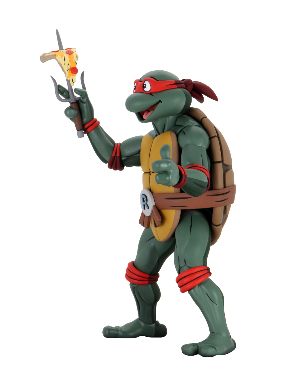Teenage Mutant Ninja Turtles Cartoon Scale Action Figure Super Size Raphael Necaonline Com