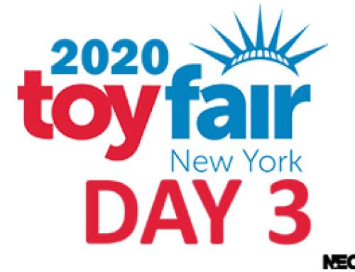 Toy Fair 2020 – Day 3 Reveals