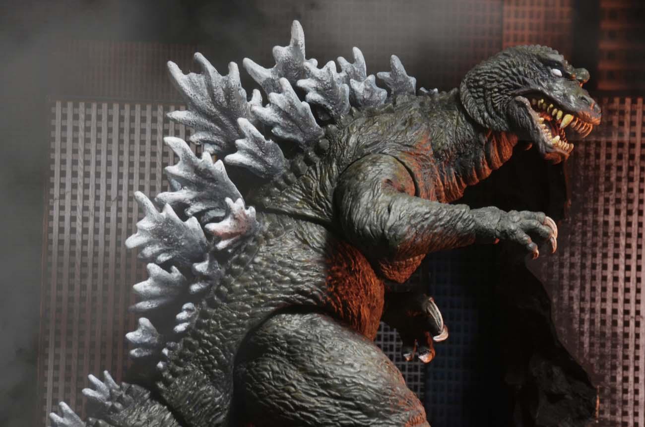 "NECA Godzilla 2001 Movie Classic 7/"" Action Figure 12/"" Head To Tail Toy New"